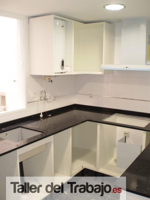 Presupuesto armariada de una cocina en valencia - Presupuesto de cocinas ...