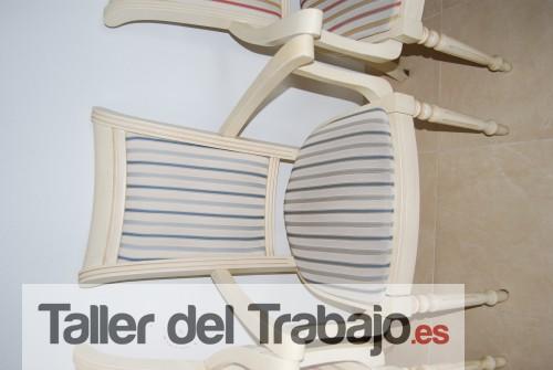 Presupuesto tapizar sillas y sillones barato en madrid - Presupuesto tapizar sillas ...