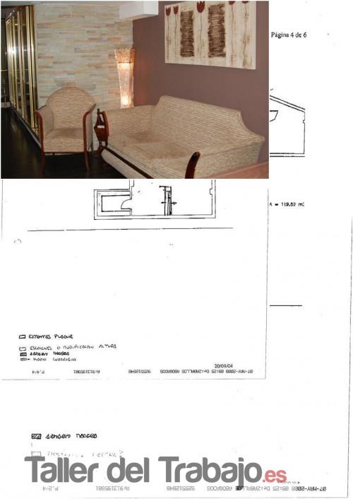 Presupuesto tapizar sillas y sillones barato en madrid - Presupuesto tapizar sofa ...