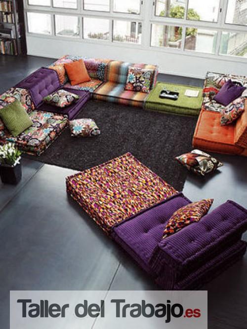 Presupuesto hacer cojines de sofa en torrelodones - Hacer cojines sofa ...