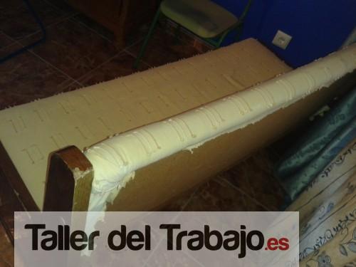 Presupuesto tapizar sof en yunquera - Cambiar relleno sofa ...